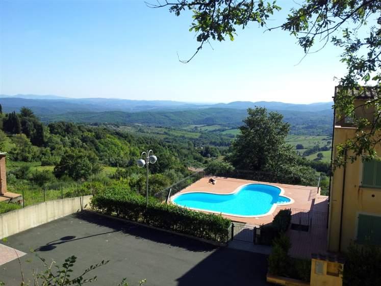 Appartamento in vendita a Monteverdi Marittimo, 2 locali, prezzo € 90.000 | CambioCasa.it