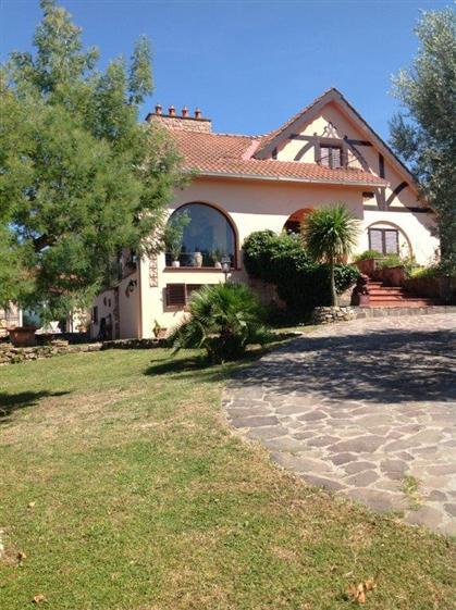 Villa in vendita a Montescudaio, 9 locali, zona Località: CAMPAGNA, prezzo € 960.000 | Cambio Casa.it