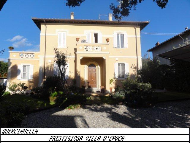 Villa, Quercianella, Livorno, ristrutturata