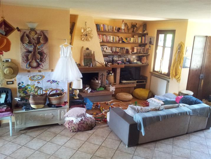 Appartamento indipendente, Casale Marittimo, in ottime condizioni