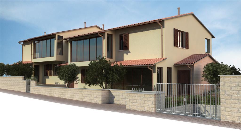 Appartamento in vendita a Montescudaio, 4 locali, prezzo € 215.000 | Cambio Casa.it