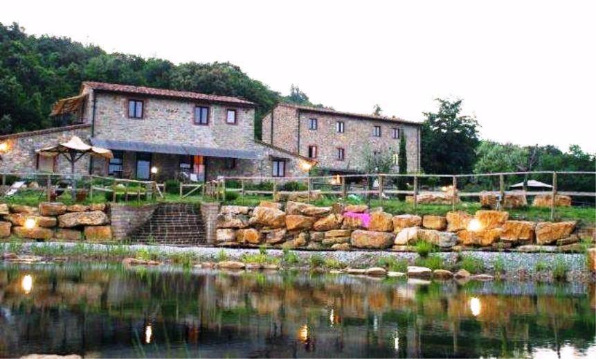 Agriturismo in vendita a Monterotondo Marittimo, 17 locali, prezzo € 950.000 | Cambio Casa.it