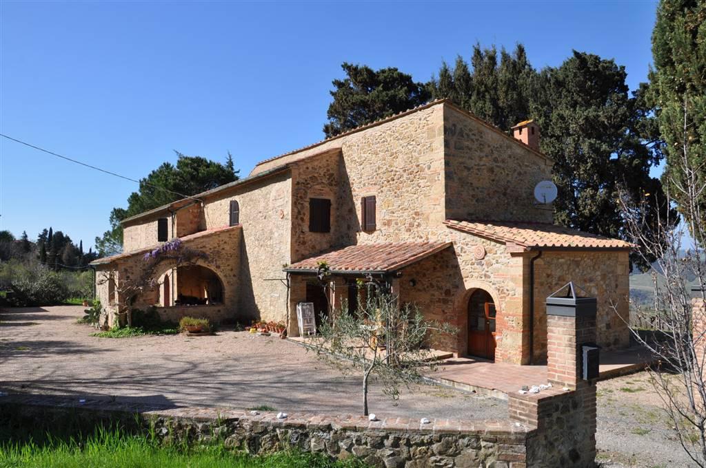 Agriturismo in vendita a Pomarance, 8 locali, prezzo € 1.300.000 | Cambio Casa.it