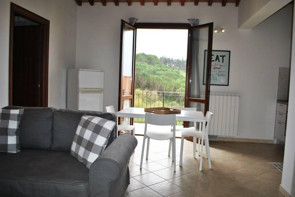 Appartamento in vendita a Guardistallo, 2 locali, prezzo € 135.000 | CambioCasa.it
