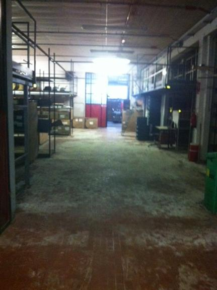 Capannone Industriale - Pistoia Ovest