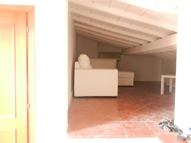 mansarda  in Affitto a Pistoia