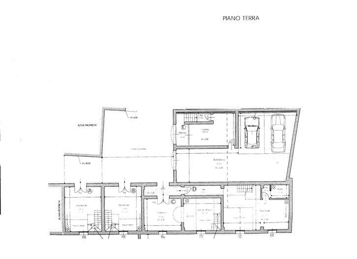 Tenuta-complesso - Centrale