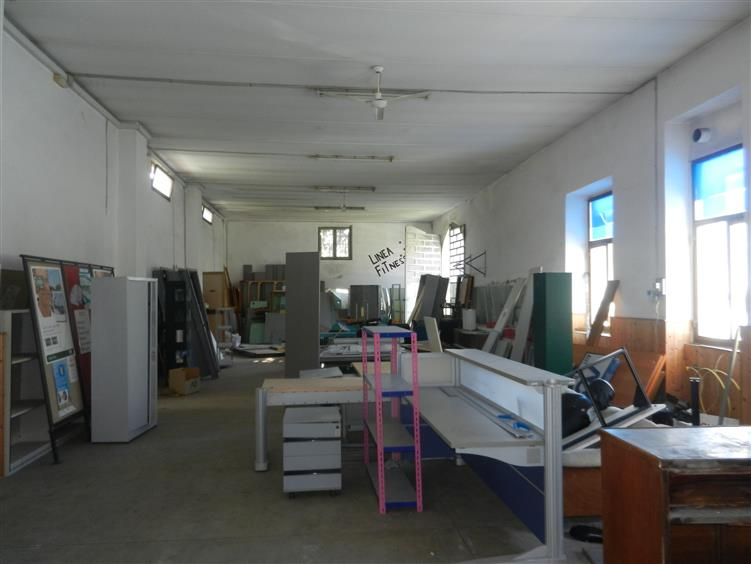 Capannone Industriale - Centro Storico