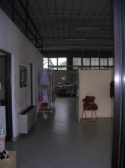 Laboratorio - Pistoia Est
