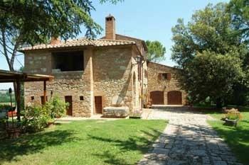 Rustico / Casale in vendita a Cetona, 11 locali, prezzo € 1.650.000 | CambioCasa.it