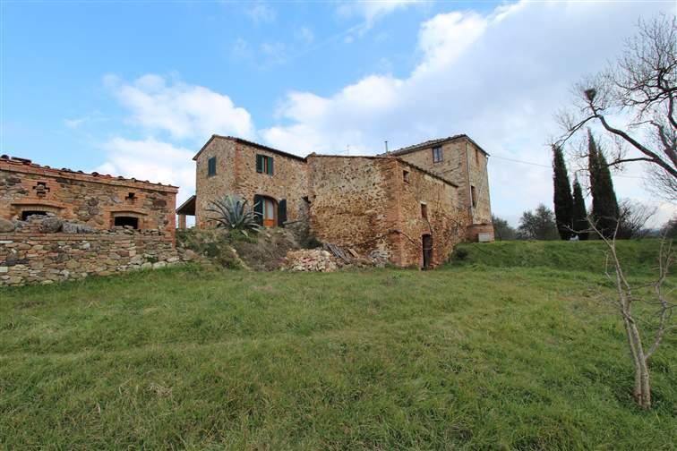 Rustico / Casale in vendita a Asciano, 12 locali, prezzo € 2.000.000 | CambioCasa.it