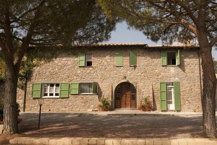 Rustico casale, Cortona, in ottime condizioni