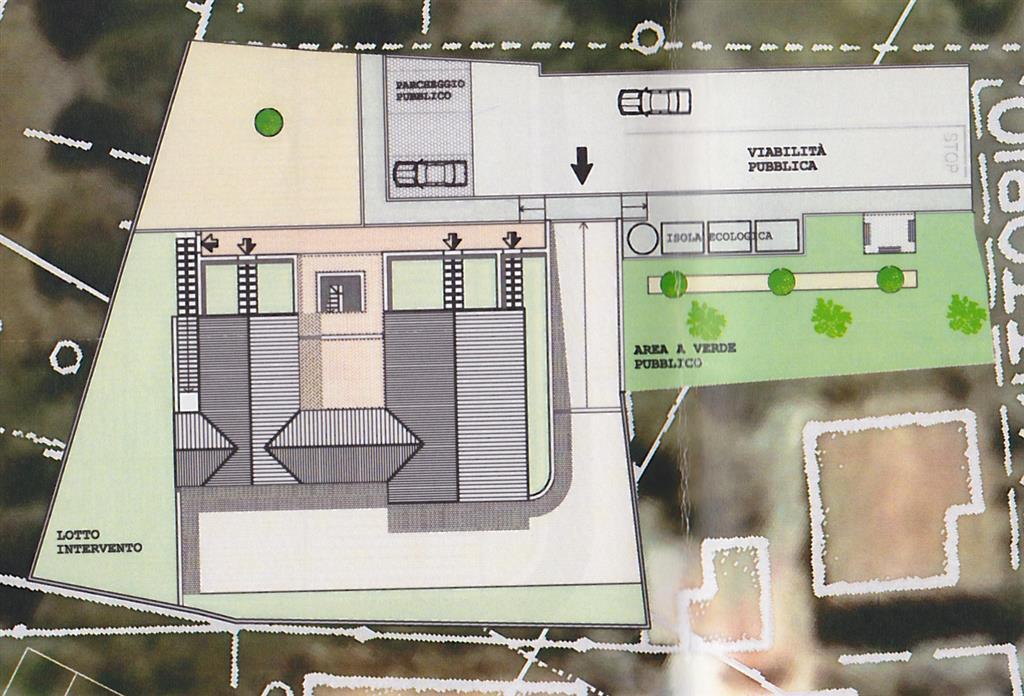 Terreno Edificabile Residenziale in vendita a Montepulciano, 9999 locali, zona Località: ABBADIA DI MONTEPULCIANO, prezzo € 70.000 | Cambio Casa.it