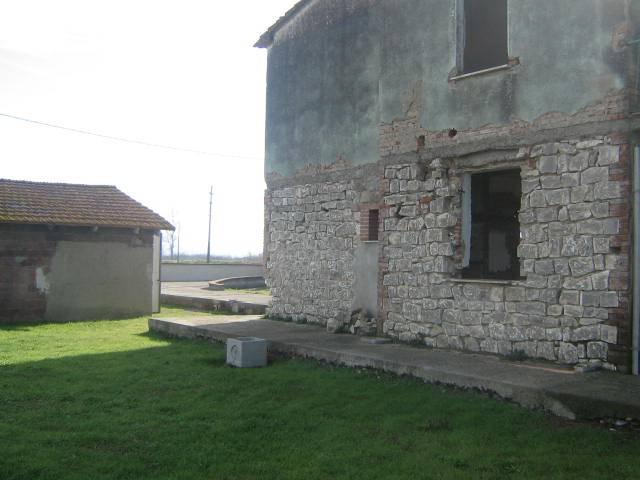 Casa singola, Lucignano, in nuova costruzione