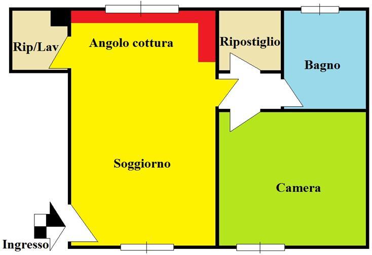 Appartamenti Cinisello Balsamo