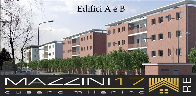 Attico / Mansarda in vendita a Cormano, 3 locali, prezzo € 297.000 | Cambio Casa.it