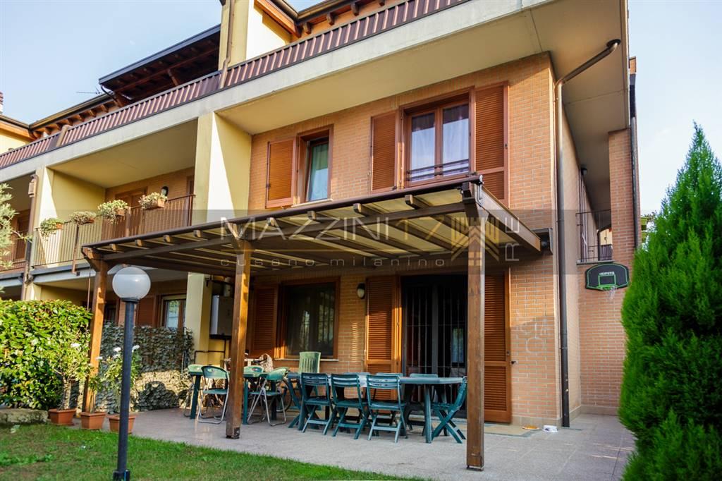 Villa in vendita a Cinisello Balsamo, 4 locali, zona Zona: Campo dei Fiori, prezzo € 435.000 | Cambio Casa.it