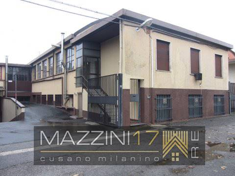 capannone  in Vendita a Cinisello Balsamo