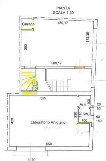 Negozio / Locale in vendita a Forlì, 2 locali, zona Località: SAN MARTINO IN STRADA, prezzo € 115.000   Cambio Casa.it