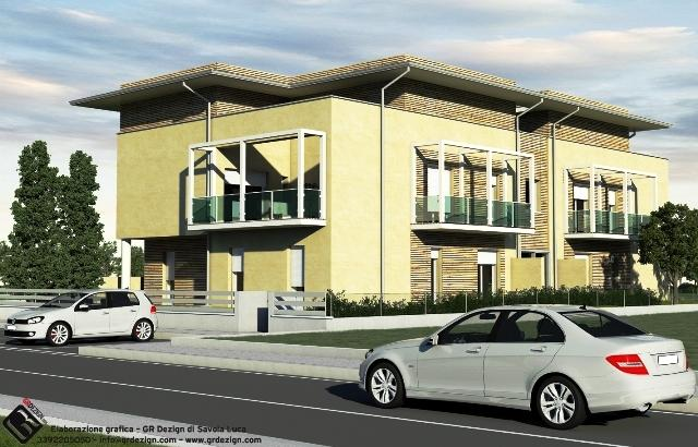 Appartamento in vendita a Predappio, 4 locali, zona Zona: Fiumana, prezzo € 165.000 | Cambio Casa.it