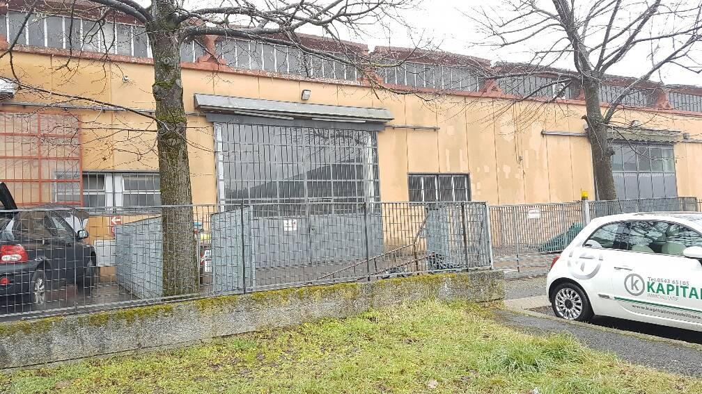 Laboratorio in vendita a Forlì, 2 locali, zona Zona: Semicentro, prezzo € 87.000 | Cambio Casa.it