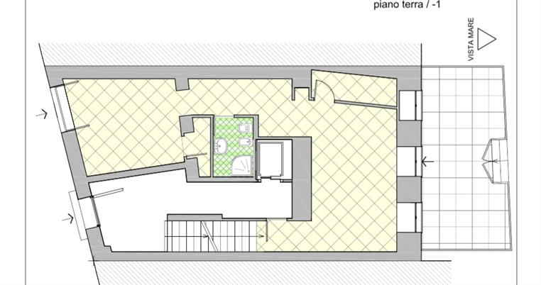 Negozio / Locale in vendita a Alassio, 3 locali, zona Località: ALASSIO, prezzo € 1.600.000   Cambio Casa.it