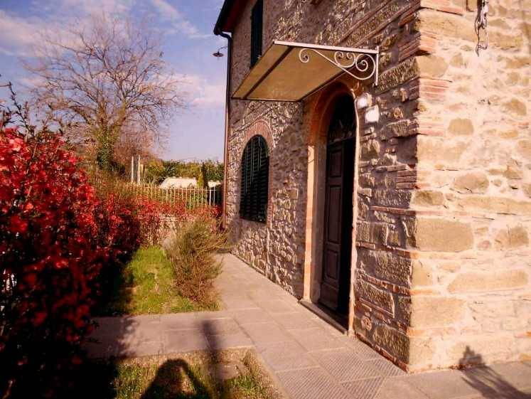 Rustico / Casale in vendita a Monsummano Terme, 9 locali, zona Zona: Montevettolini, prezzo € 430.000 | Cambio Casa.it