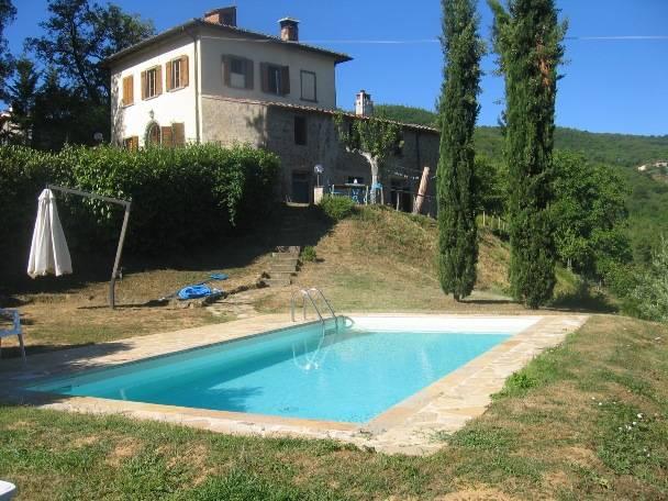 Soluzione Indipendente in vendita a Greve in Chianti, 10 locali, prezzo € 830.000 | Cambio Casa.it