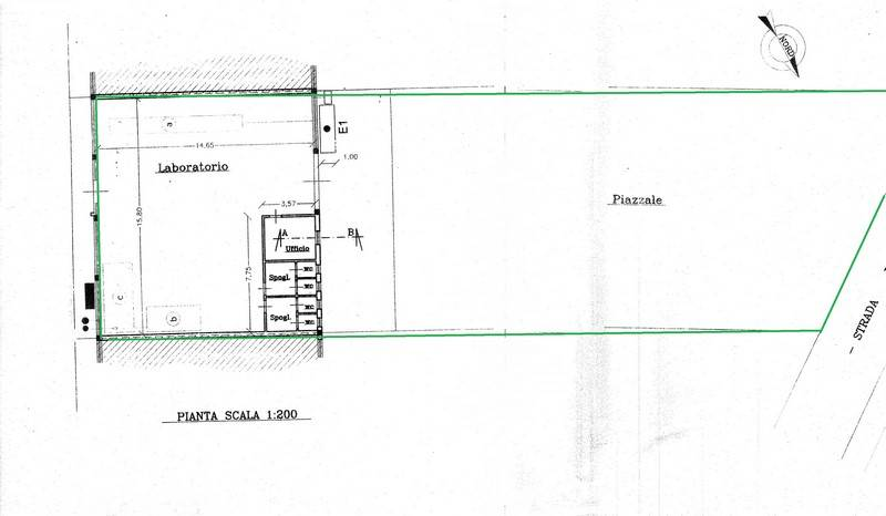 Laboratorio in vendita a Porcari, 9999 locali, prezzo € 250.000 | Cambio Casa.it