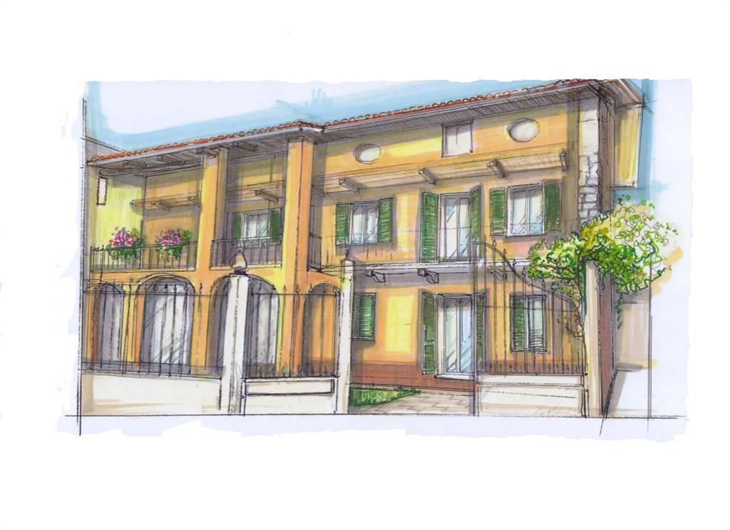 Soluzione Semindipendente in vendita a Piverone, 4 locali, prezzo € 115.000 | CambioCasa.it
