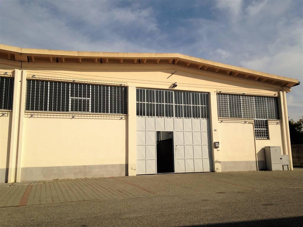 Capannone in affitto a Strambino, 1 locali, prezzo € 1.150 | CambioCasa.it