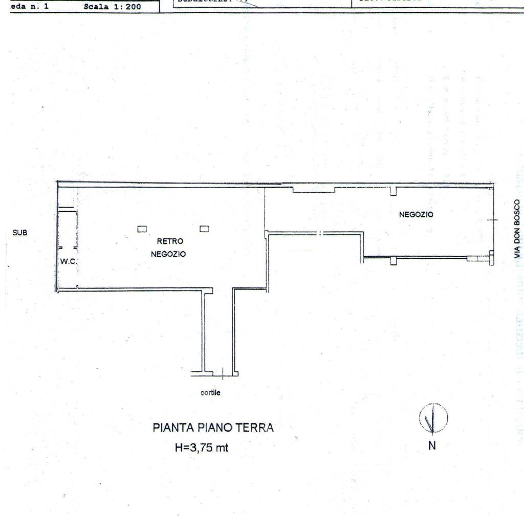 Negozio / Locale in affitto a Caserta, 4 locali, zona Zona: Centro, prezzo € 1.500 | Cambio Casa.it
