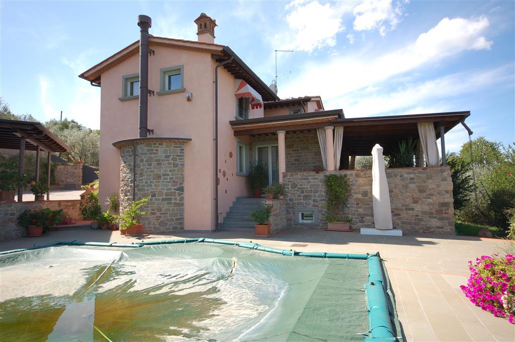 Soluzione Indipendente in vendita a Arezzo, 12 locali, zona Zona: San Firenze-Fonte di Sala, prezzo € 595.000 | Cambio Casa.it