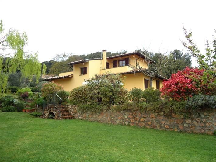 Villa in vendita a Monteriggioni, 8 locali, prezzo € 790.000 | CambioCasa.it