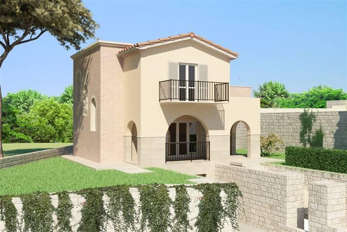 Villa in vendita a Castelnuovo Berardenga, 6 locali, prezzo € 440.000 | Cambio Casa.it