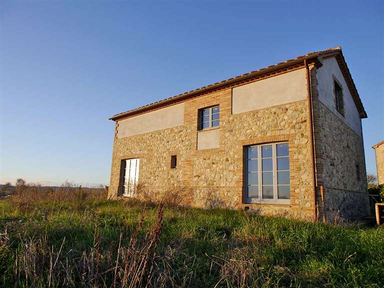 Soluzione Indipendente in vendita a Castelnuovo Berardenga, 6 locali, prezzo € 340.000 | Cambio Casa.it