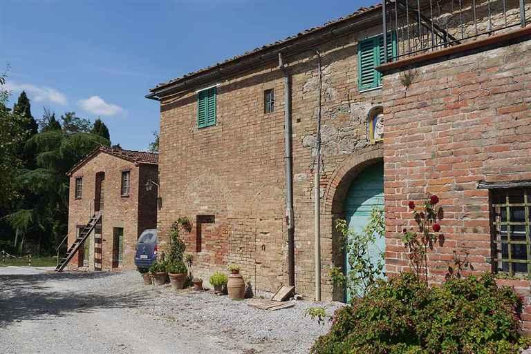 Rustico / Casale in vendita a Asciano, 16 locali, zona Zona: Chiusure, prezzo € 550.000 | CambioCasa.it