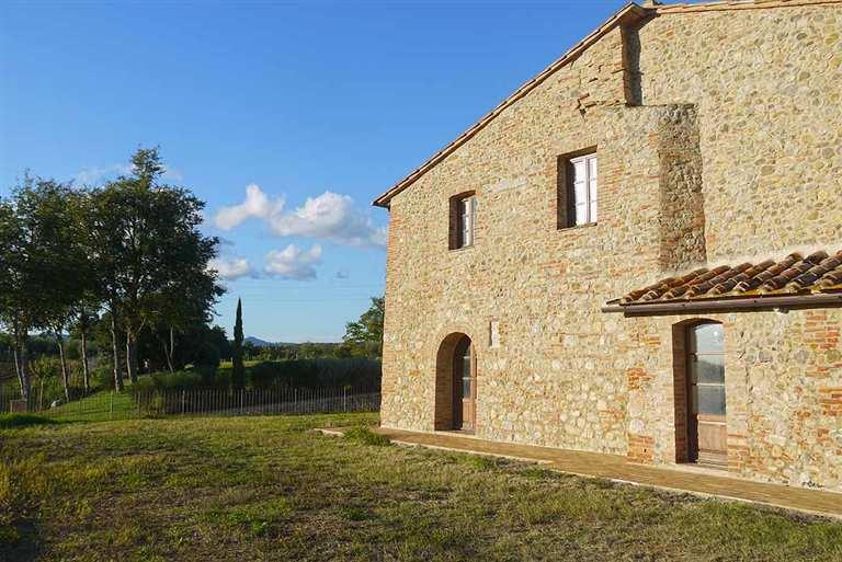 Soluzione Indipendente in vendita a Castelnuovo Berardenga, 4 locali, prezzo € 480.000 | Cambio Casa.it