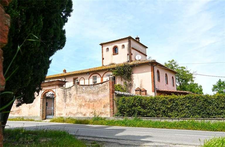 Rustico / Casale in vendita a Castelnuovo Berardenga, 13 locali, prezzo € 1.200.000 | CambioCasa.it