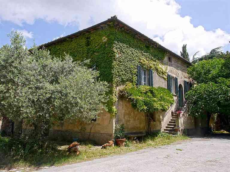 Rustico / Casale in vendita a Castelnuovo Berardenga, 15 locali, zona Località: ROSENNANO, prezzo € 850.000 | CambioCasa.it