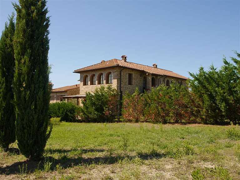 Appartamento in vendita a Asciano, 3 locali, zona Località: MONTE SANTE MARIE, prezzo € 175.000 | Cambio Casa.it