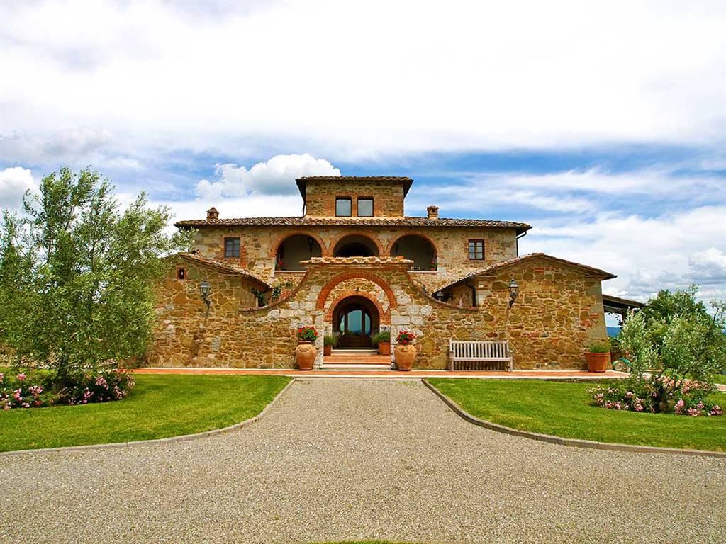 Soluzione Indipendente in vendita a Castelnuovo Berardenga, 18 locali, prezzo € 2.900.000 | Cambio Casa.it