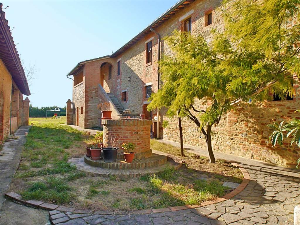 Azienda Agricola in vendita a Asciano, 25 locali, prezzo € 1.080.000 | Cambio Casa.it