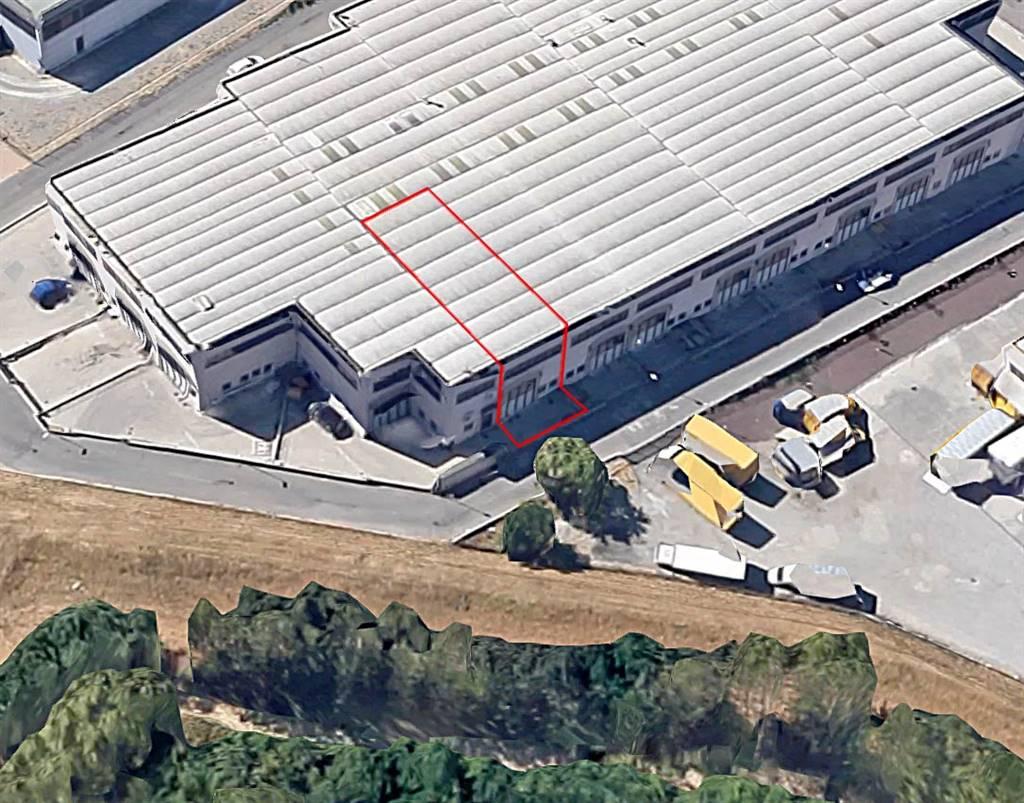 Capannone in vendita a Monteriggioni, 1 locali, zona Zona: Badesse, prezzo € 142.000 | Cambio Casa.it