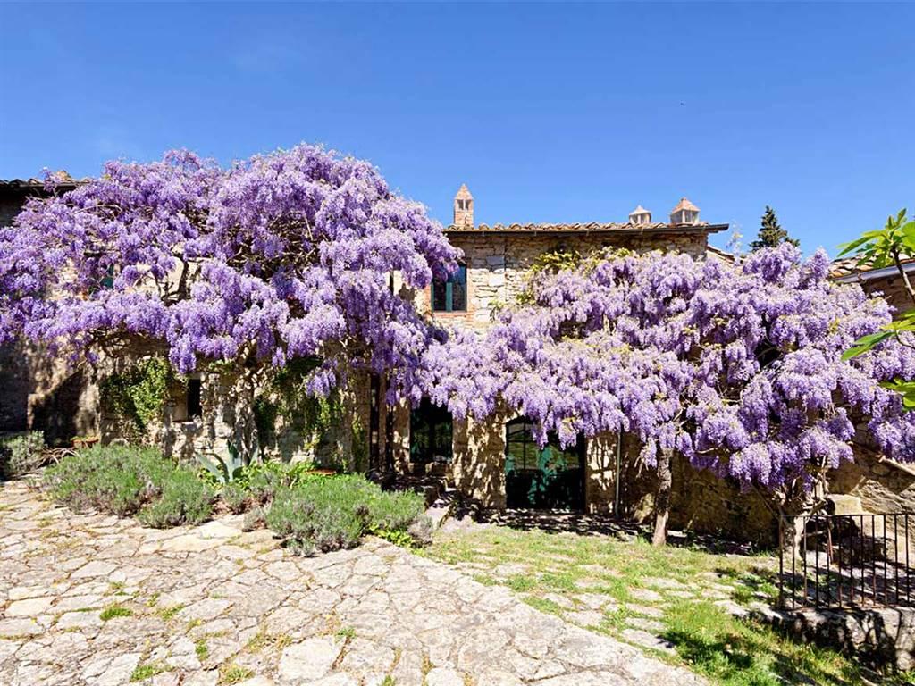 Rustico / Casale in vendita a Castelnuovo Berardenga, 25 locali, prezzo € 1.200.000 | CambioCasa.it