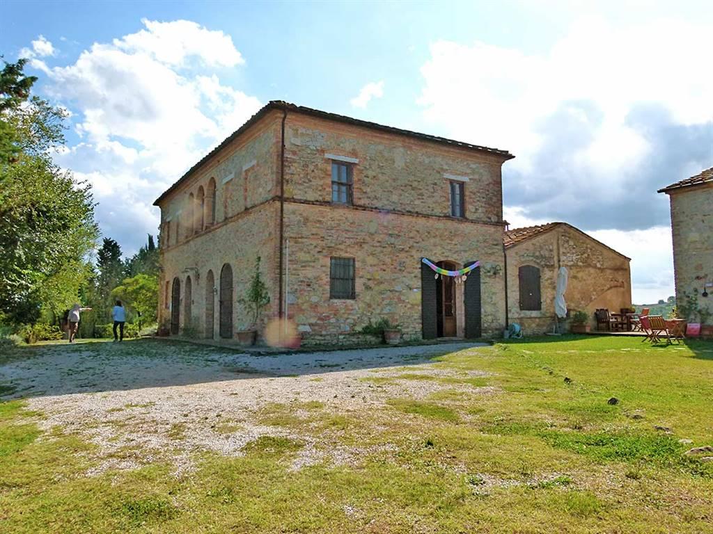 Rustico / Casale in vendita a Buonconvento, 15 locali, prezzo € 1.700.000 | Cambio Casa.it