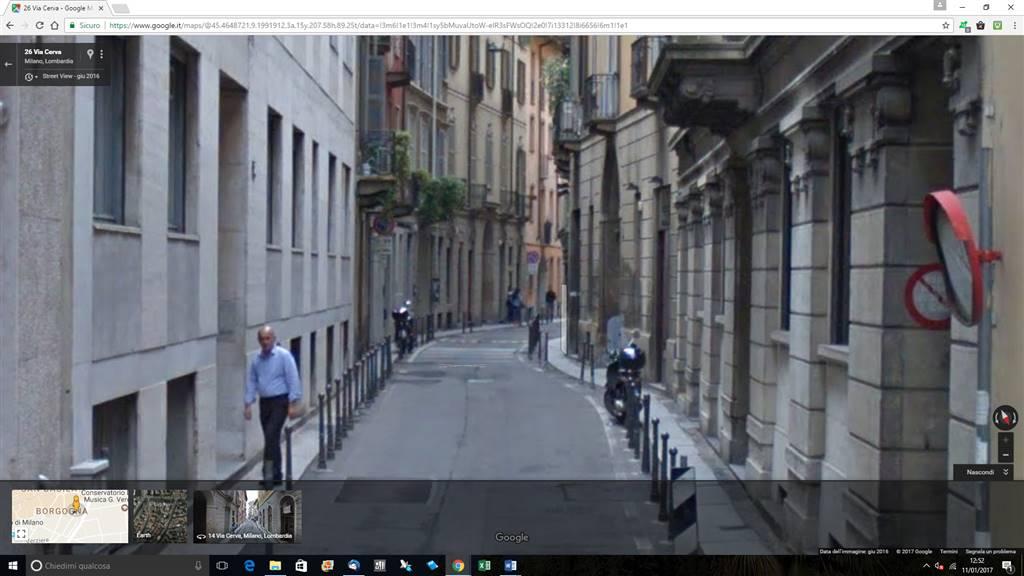 Trilocale, Centro Storico, Milano, in ottime condizioni