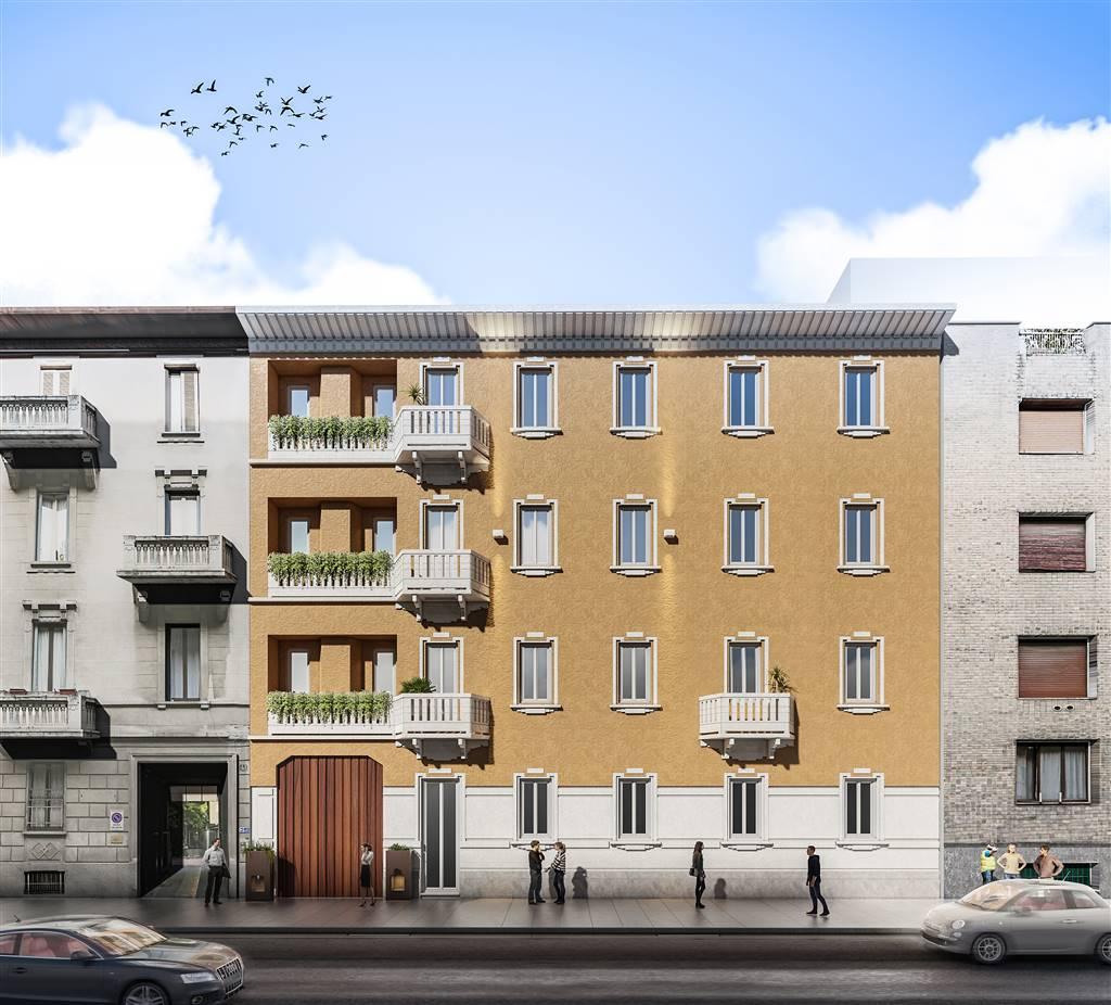 Appartamento in Vendita a Milano 10 Isola / Centrale / Gioia:  2 locali, 35 mq  - Foto 1