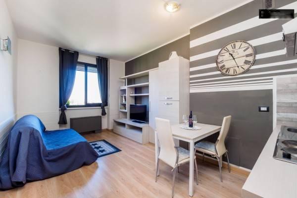 Appartamento in Vendita a Milano 05 Tribunale / Caldara: 2 locali, 50 mq