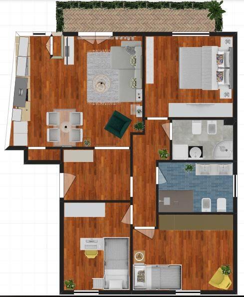 Appartamento VIA DALMAZIA 20  a Recanati